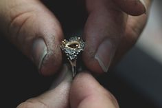 An insight into the handcrafting process for our beautiful ring featuring a 0.66ct Argyle Pink Diamond from the 2008 Annual Argyle Diamond Tender. enquiries@rohanjewellery.com Argyle Diamond, Argyle Pink Diamonds, Beautiful Rings, Handcrafted Jewelry, Insight, Fashion, Pretty Rings, Handmade Chain Jewelry, Moda