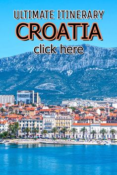Click here to gets hundreds of FREE ideas for your itinerary for Croatia. Traveling to Croatia has never been so easy. We've got dozens of ideas of things to do in Croatia as well as where to eat, sleep and play.