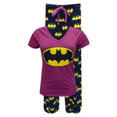DC Comics Batgirl Pajama Set