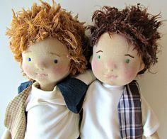 ANACARDIA atelier: Meninos e bonecas