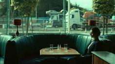 Rachel Weisz in The Lobster (2015) dir. Yorgos Lanthimos; DoP: Thimios Bakatakis.