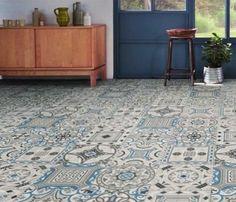 Details About Bathroom Lino Mosaic Design Retro Vinyl Flooring Non Slip Sheet Cushion Floor