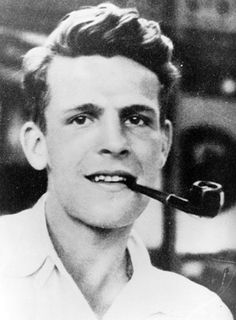 Christoph Probst was a German medical student & a member of the White Rose Resistance Movement in Nazi Germany. He was arrested for distributing leaflets and on February 22, 1943, he was tried and executed.