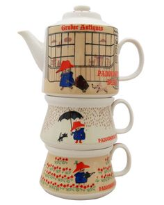 Paddington Bear Tea for Two