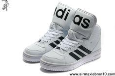 Star's favorite Adidas X Jeremy Scott Instinct Hi Shoes White Basketball Shoes Store