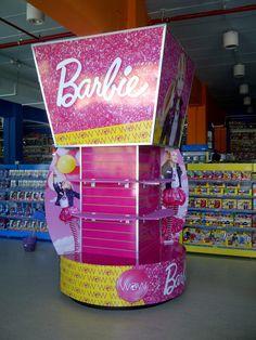 isla Barbie - Hot Wheels Mattel - Cebra Pilar