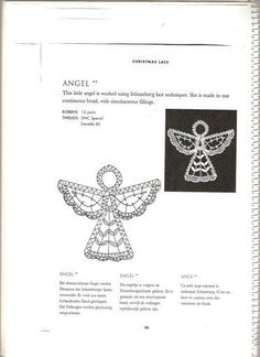 angel Machine Embroidery Designs, Hand Embroidery, Bruges Lace, Bobbin Lace Patterns, Crochet Angels, Lacemaking, Lace Heart, Point Lace, Lace Jewelry