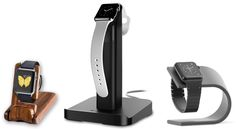 The best Apple Watch stands and docks