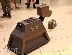 EPBOT: The Best Cosplay Of Dragon Con 2014, Pt 1