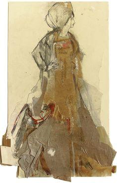 Hommage à Goya III, Ute Rathmann