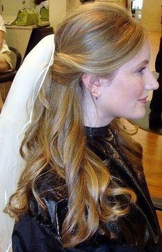 Wedding Hairstyle | Yelp #ayladavis #ayla #willowglen #95125 #sanjose #408 #bayarea #salon #hairsalon #solasalon #solasalons #solasalonstudios #solasalonwillowglen #solasalonswillowglen #hair #hairstyle #hairstylist #hairdresser #beautician #cosmetologist #style #stylist #wedding #weddinghair #curls #wavyhair