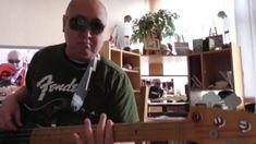 Backing Track E Minor Funky & Groovy Rock Blues HD720 m2 Basscover2 Bob ...