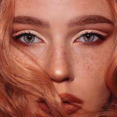 Red Hair Makeup, Redhead Makeup, Makeup For Redheads, Wedding Makeup Redhead, Boho Wedding Makeup, Cute Makeup, Glam Makeup, Makeup Cosmetics, 1970s Makeup