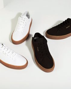 Handcrafted Designer Sneakers for Men and Women.