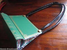 Sannis Kreativsofa : Die Tasche aus dem Buch(regal)