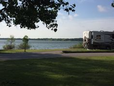 Waterfront campgrounds