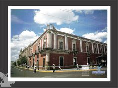 Casa de la Cultura.- Fondo Archivo General Municipal.