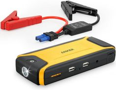 Give your loved one the gift of security with a portable jump starter