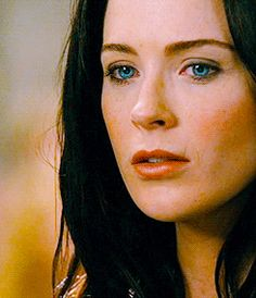 Kahlan (The eyes would need to be violet to be Melanie but god. Bridget is just so freaking pretty!)