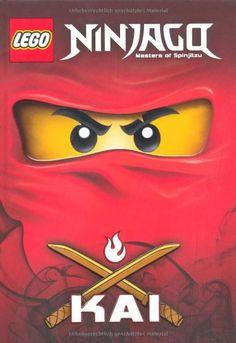 Ninjago Kai - Ein Ninja mit brennender Leidenschaft