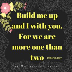 #supportsystem #partner #entrepreneur #love #success #helping