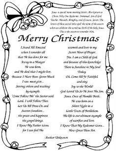 Easy Children S Christmas Plays