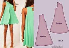 Картинки по запросу vestido costura