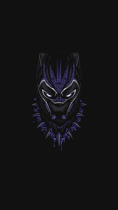 Schwarzer Panther Lila Minimal iPhone Hintergrundbild - iPhone Wallpapers - Best of Wallpapers for Andriod and ios Films Marvel, Marvel Art, Marvel Characters, Marvel Heroes, Marvel Cinematic, Captain Marvel, Marvel Avengers, Marvel Comics, Black Panther Marvel