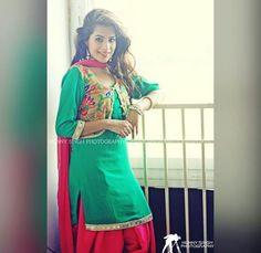 Punjabi suit ♡