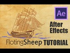 After Effects Tutorial - Motion Graphic