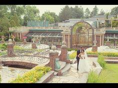The Manor - West Orange, NJ - Wedding Video Film - Same Day Edit - Rebecca + Daniel - YouTube