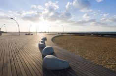 Regeneración del Espacio Público del Puerto de Tel Aviv / Mayslits Kassif Architects