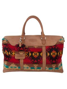 Ethnic 'weekend Bag' by PENDLETON