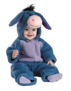 I want this for A Halloween costume for Cotton if he still likes Eeyore by then.  Super cute!