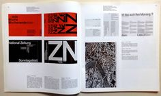 New Graphic Design / issue 6 / June 1960