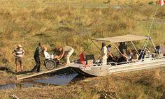 Esteetön safari Botswana. Africa Experts Safari, Africa