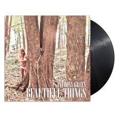 Anthony Green - Beautiful Things Vinyl LP 180 Gram Sealed New Circa Survive #AlternativeIndie