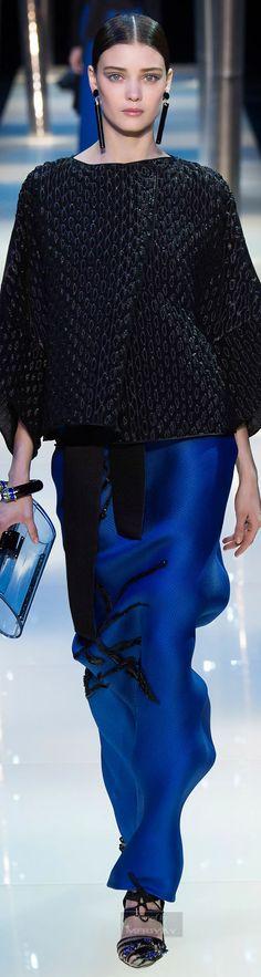 Armani Privé.Spring 2015 Couture.