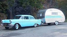 We're going camping!