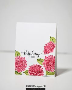 Create beautiful layered bouquets and centerpieces for your papercrafts with our Fresh Cut Dahlias stamp set. This set comes with a printed layering guide. - 6x8 inches - 26 stamps - Made of photopoly