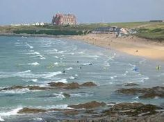 Newquay, Cornwall, UK Use to love visiting my Sister when she lived hear. Newquay Cornwall, Castles To Visit, Seaside Village, Rock Pools, Special Deals, Beautiful Beaches, Day Trips, Family Travel, Cardmaking