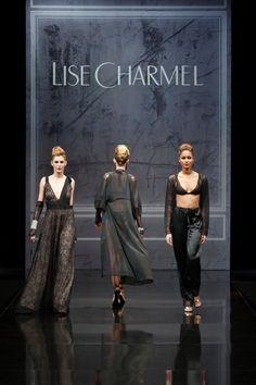 Desfile en Paris de Lise Charmel
