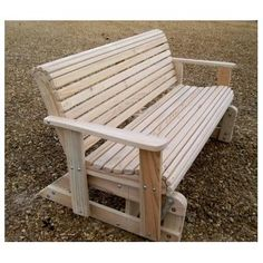 garden glider plans Garden Porch Swing Glider - Outdoor Swings for Yard and Patio Outdoor Patio Swing, Outdoor Glider, Patio Glider, Glider Chair, Yard Furniture, Outdoor Furniture Plans, Outside Furniture, Woodworking Furniture Plans, Woodworking Classes
