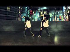 Doin' It Right - Daft Punk   AnthonyLee & Vinh Nguyen Choreography - YouTube