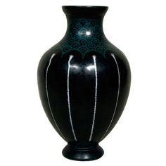 1stdibs | A stoneware vase by Emile Decoeur
