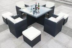 9 pcs Luxury Wicker Patio Indoor Outdoor Dinner Table Furniture set husen http://www.amazon.com/dp/B00BOGO0OG/ref=cm_sw_r_pi_dp_zv.Itb004YNXXK9S