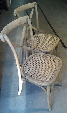 X FACTOR Chairs - 4 @ $10 ea.  @GOODWILL 9 by NYCLQ, via Flickr