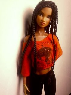 Doll braids hair beauty on pinterest barbie dolls and natural hair
