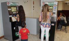 Cuenta Registro civil con cajeros automáticos en 40 puntos, que brindan servicio…