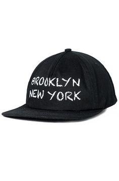 2dc3098203a2 Brooklyn Unstructured Snapback Streetwear Mode